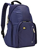 Case Logic Compact Backpack Bags, Indigo (TBC-411)