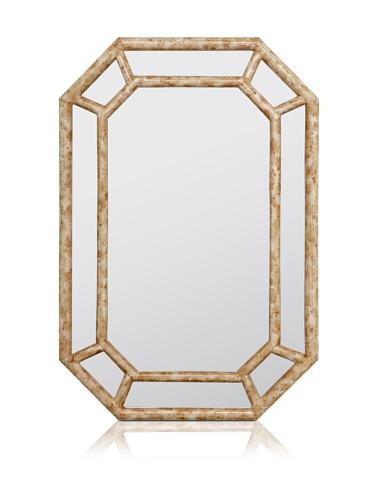 Made Goods Eston Bamboo Mirror (Blonde)