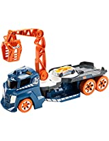 Hot Wheels Spinning Sound Crane Vehicle, Multi Color