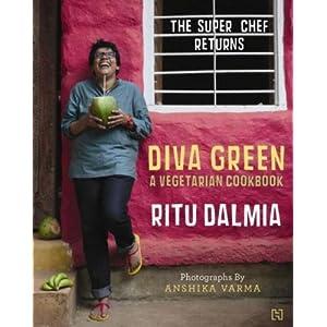 Diva Green : A Vegetarian Cookbook