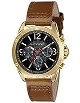 Giordano Analog Multi-Colour Dial Men's Watch - 1750-04