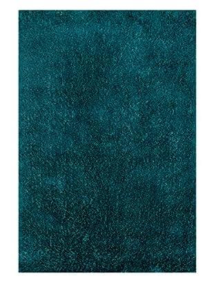 Loloi Rugs Fresco Shag Rug (Peacock)