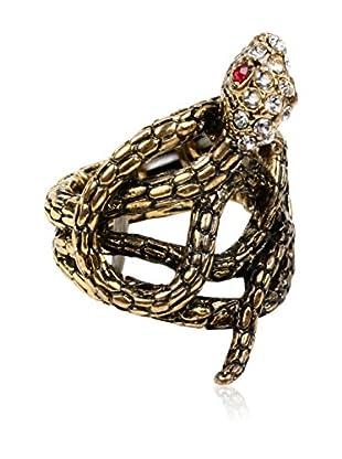Amrita Singh Ring Twisted Snake