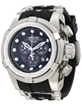 Invicta Analog Black Dial Men's Watch - 826