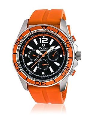 Victory Reloj V-Earth Negro / Naranja