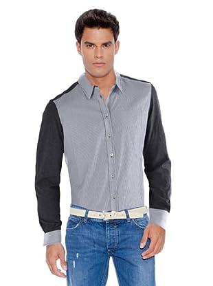 D&G Camisa Herschelo (Gris Oscuro)