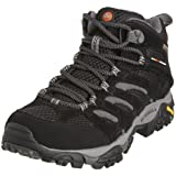 Merrell Womens Moab Mid Gore-tex® XCR Athletic Hiking Boot