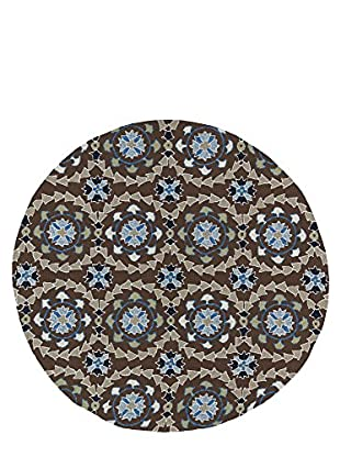 Kaleen Home & Porch Indoor/Outdoor Rug, Blue, 7' 9