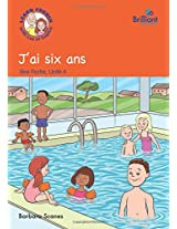 J'ai Six Ans (I'm Six): Storybook Part 1, Unit 4: Luc et Sophie French