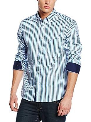 Milano Camicia Uomo Blu 40 cm (15.75