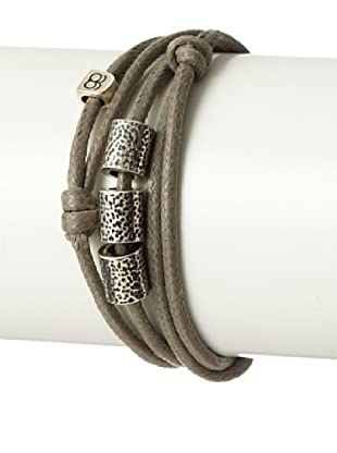 Griffin Grey Bowery Convertible Triple-Wrap Bracelet