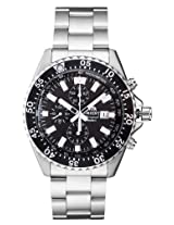 Orient Analogue Black Dial Men's Watch-(STT11002B0)