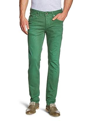 Selected Pantalón Michigan Verde W34L32