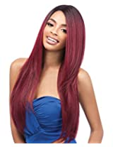 "Outre Quick Weave Eco Synthetic Wig Naural Yaki 24"" (1 B)"