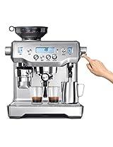 Breville BES980XL Oracle Espresso Machine, Silver