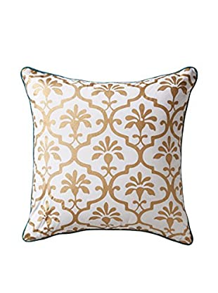 Allem Studio Booti Pillow, Gold/ Navy