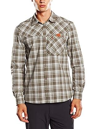 Salewa Camisa Hombre Valparola Dry M L/S Srt