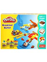 Funskool Playdoh Breakfast Buffet