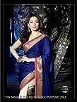India Designer Bollywood Replica Actress sari Saree