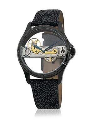 Reichenbach Uhr mit Handaufzug Woman Detjens schwarz 38 mm