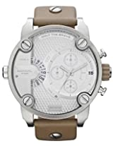 Diesel End of Season Analog Silver Dial Men's Watch - DZ7272