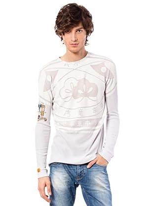 Custo Camiseta Nosh (Gris)