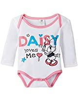 Disney Baby Girls' Romper Suit