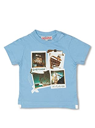 Chevignon Kids Camiseta Monroe (Azul)