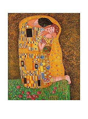 Arte dal Mondo  Wandbild Klimt Bacio