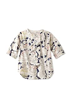 Je suis en CP! Boy's Flap Shirt (Hawaii At Night)
