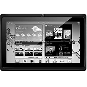 Micromax Funbook P280 Tablet (4GB, WiFi, 3G via Dongle), White