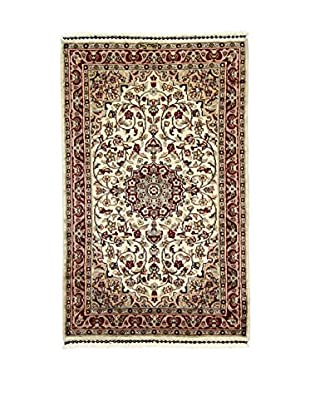 Eden Teppich Kashmirian mehrfarbig 95 x 154 cm