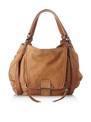 Kooba Leroy Shoulder Bag Tan 75