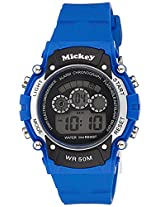 Disney Digital Black Dial Children's Watch - DW100406