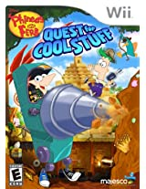 Phineas and Ferb: Quest for Cool Stuff - Nintendo Wii