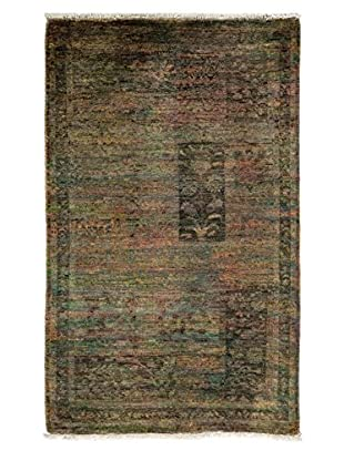 Solo Rugs Ziegler One of a Kind Rug, Gold, 3' x 5'