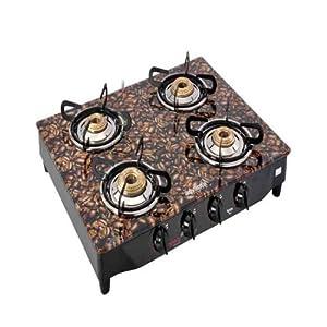 Advanta Premium Vetra MS Coffee Glass Cooktop