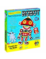 Paint and Decorate Robot