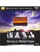 Morning To Midnight Ragas Vol 2 Class Instrumental