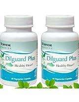 Morpheme Dilguard Plus Supplements For Heart Care - 500mg Extract - 60 Veg Ca...