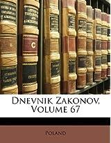 Dnevnik Zakonov, Volume 67
