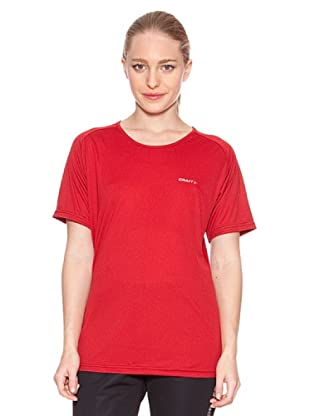 Craft T-Shirt Active Run (Rosso)
