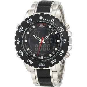 U.S. Polo US8161 Classic Men's Bracelet Watch