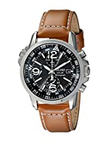 Seiko Analog Black Dial Men 's Watch - SSC081P1