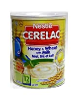 Nestle Honey & wheat cerelac