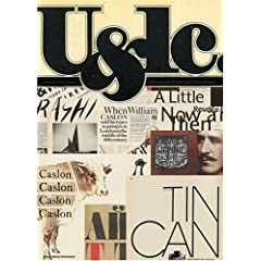 U&lc: influencing design & typography