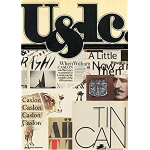 『U&lc: influencing design & typography』