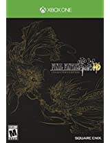 Final Fantasy Type-0 HD Collector's Edition - Xbox One