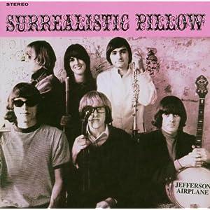 Surrealistic Pillow