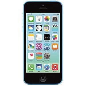 Apple iPhone 5c (Blue, 8GB)